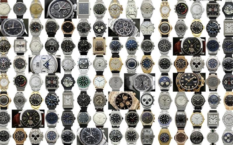 2016年度下半期の時計買取ランキング