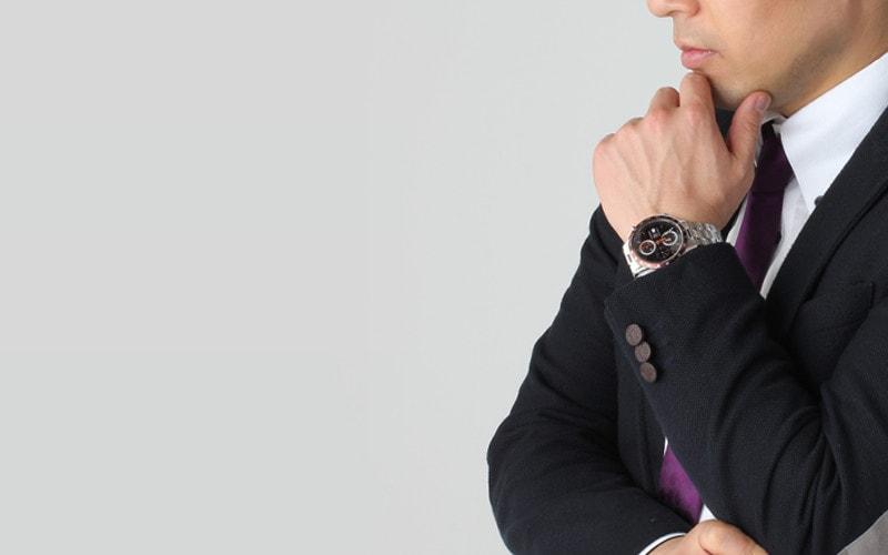 高級時計を買うメリット、デメリット