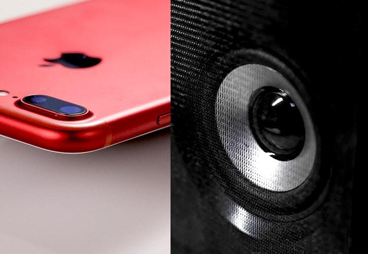 オーディオや携帯電話など