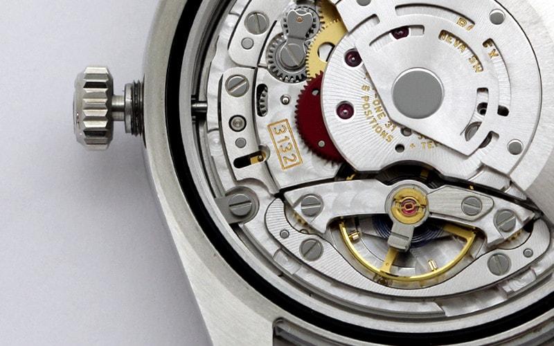 機械式時計の精度