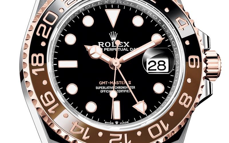 buy popular 02f17 a4c62 2018ロレックスの新作!GMTマスター2 ref.126710BLRO | ウォッチ ...