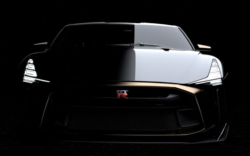 NissanGT-R50byItaldesign