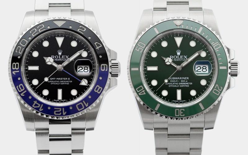 買取り価格が高騰する!?腕時計
