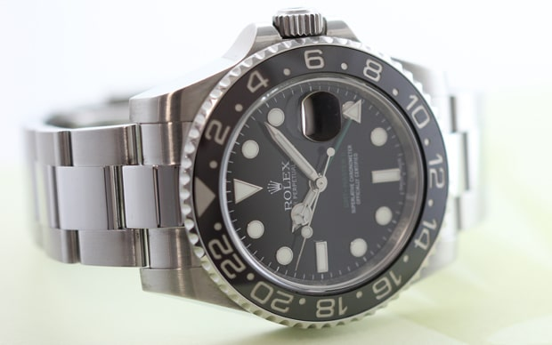 GMTマスター2 116710LN 黒黒