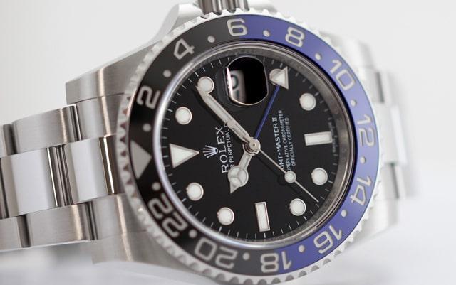 GMTマスター2 116710BLNR青黒