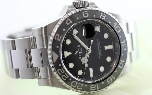 GMTマスター2 116710LN黒