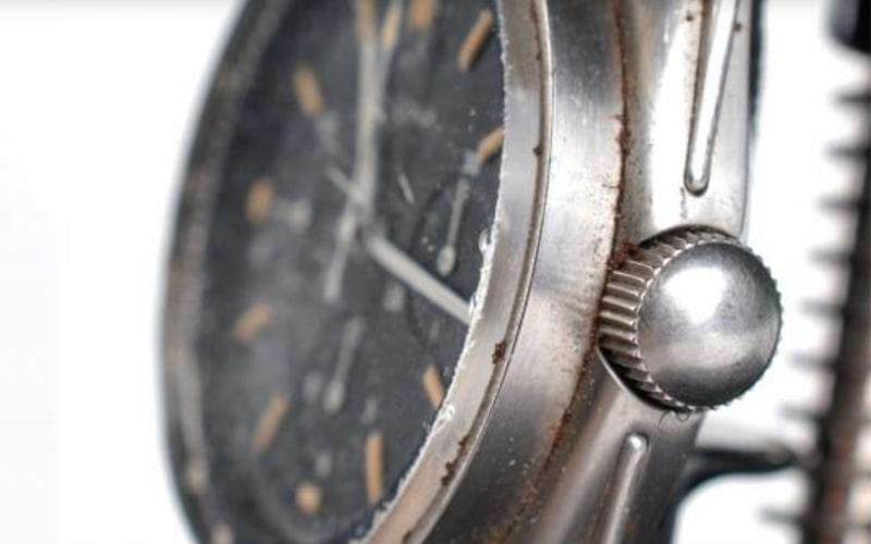 月に降り立った腕時計のひとつ ブローバ