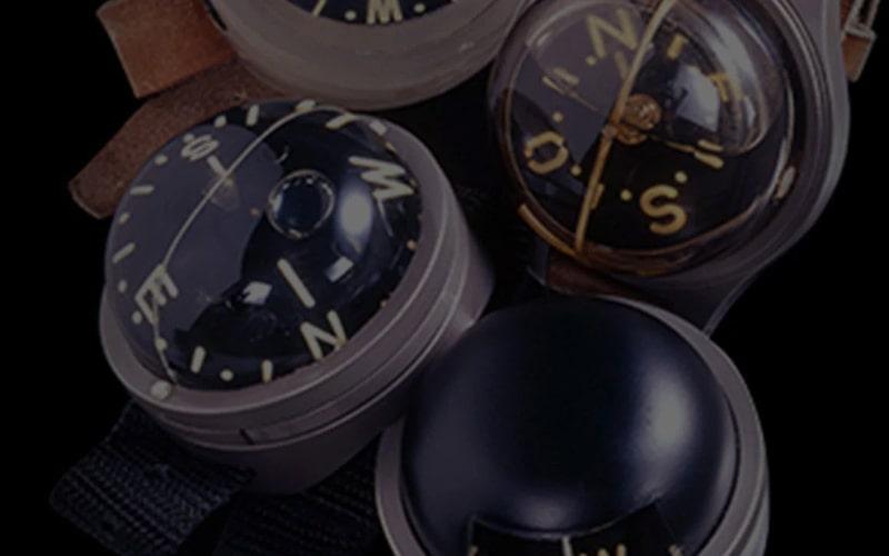 パネライの計器