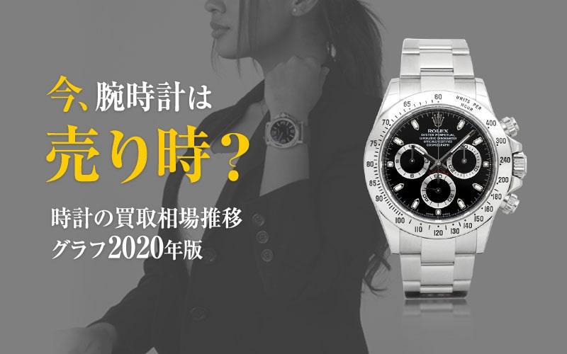 時計は売り時?