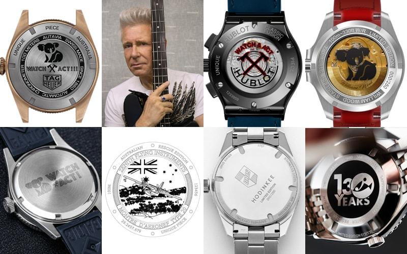 Watch&Act!だけの限られた時計