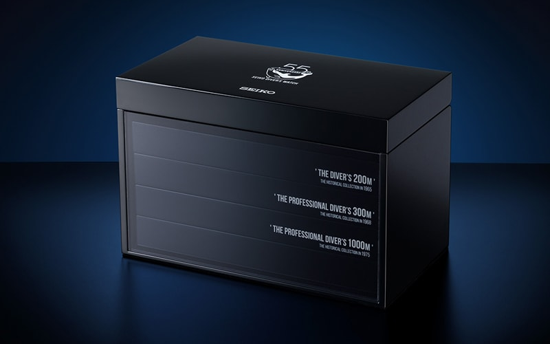 世界限定100セットの「トリロジーコレクションボックス」