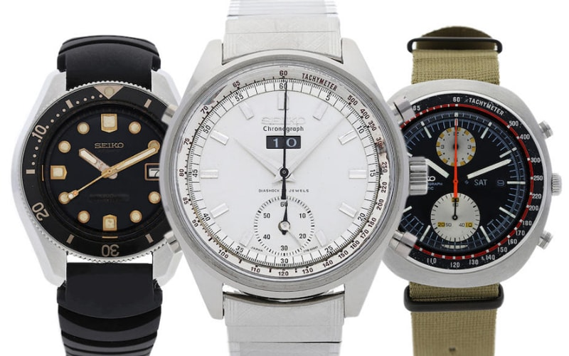 A Private Collection of Japanese Wristwatches | Part 1