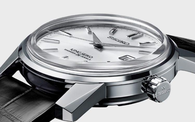キングセイコーSDKA001 セイコー創業140周年記念復刻モデル