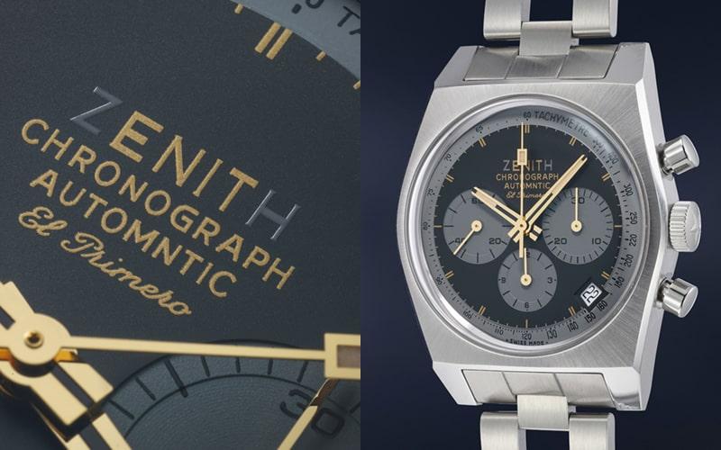 ゼニスの限定ピースが、約2,000万円で落札。世界に1本、次元 大介の腕時計。