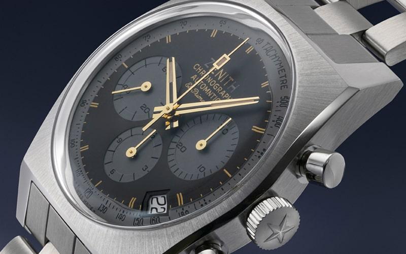 """""""1本だけ""""実現化された腕時計がref.03.L384-0.400/20.M384"""