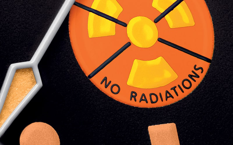 no radiations